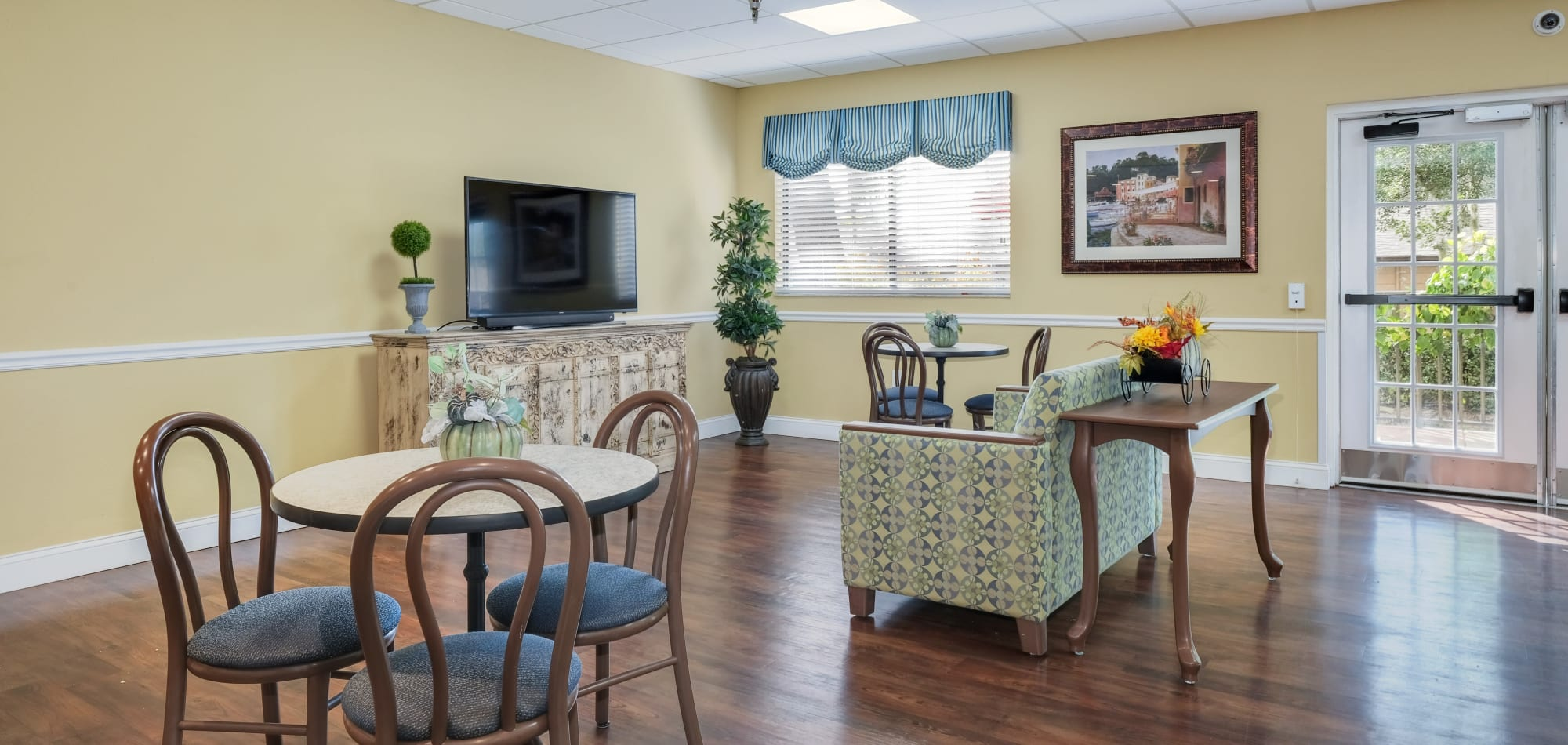 Florida senior living at Grand Villa of New Port Richey