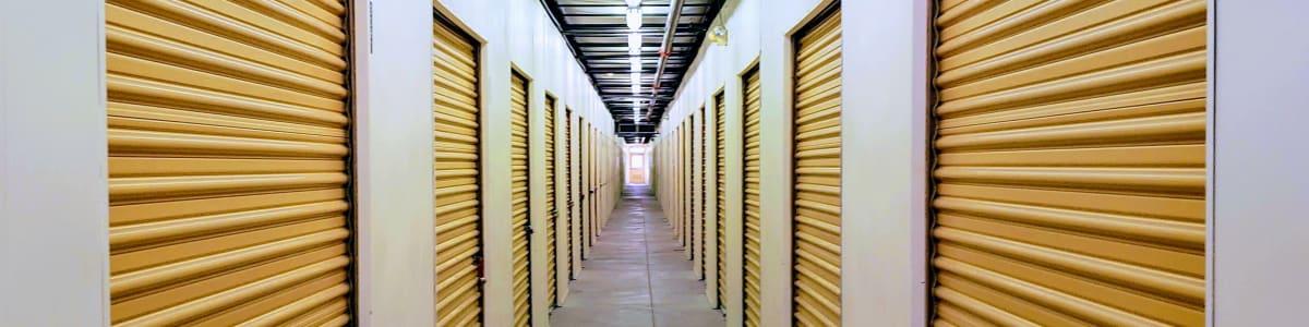 Bisbee AZ storage features