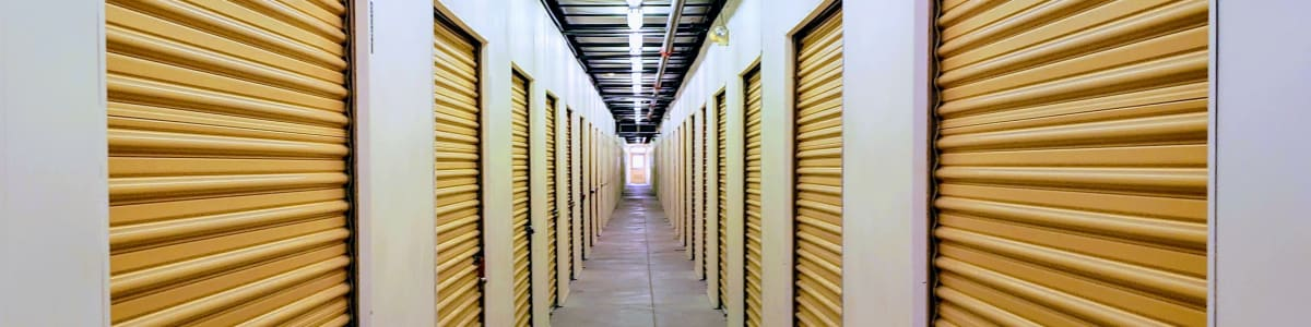 Photos of our self storage facility in Flagstaff AZ