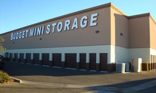 Budget Mini Storage 9101 E. Valley Rd.