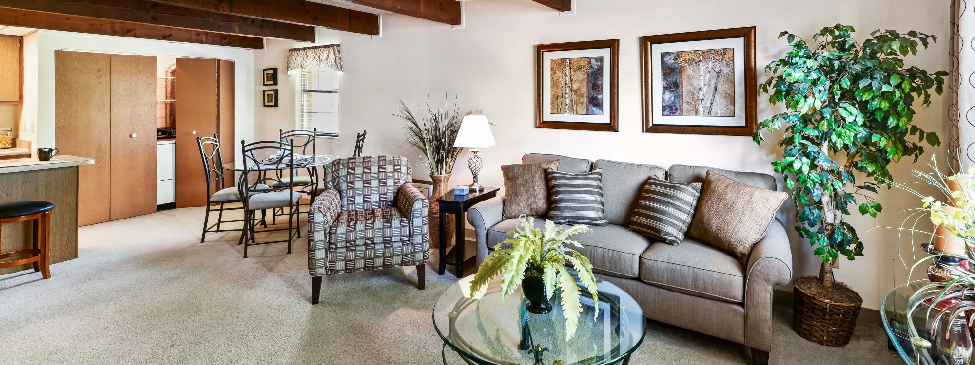 Amenities at Brittany Bay Apartments and Townhomes in Groveport, Ohio