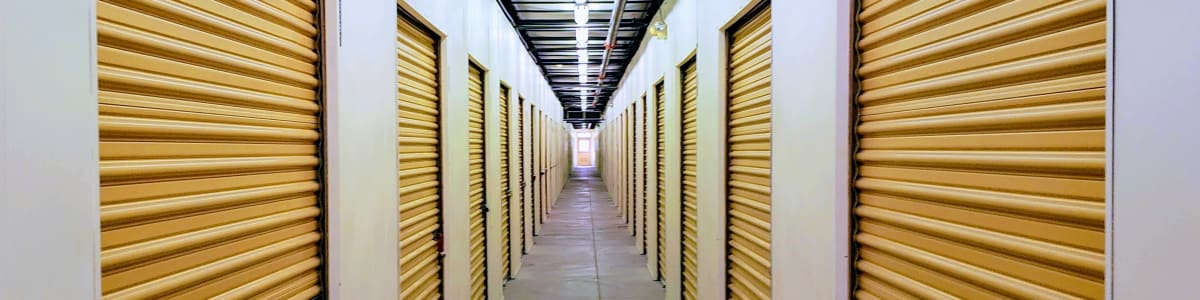 Self storage units in Tucson