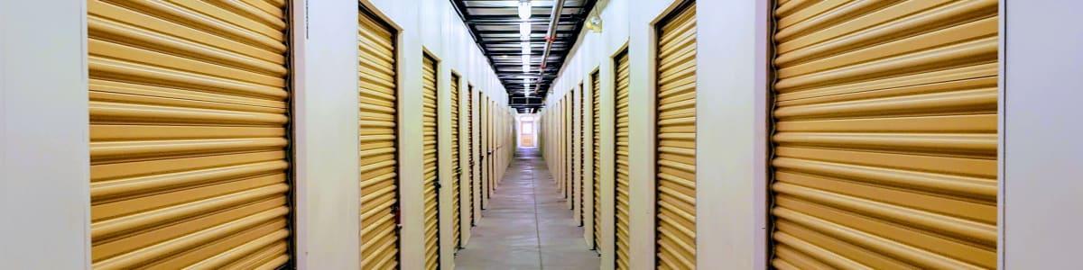 Tucson AZ storage features