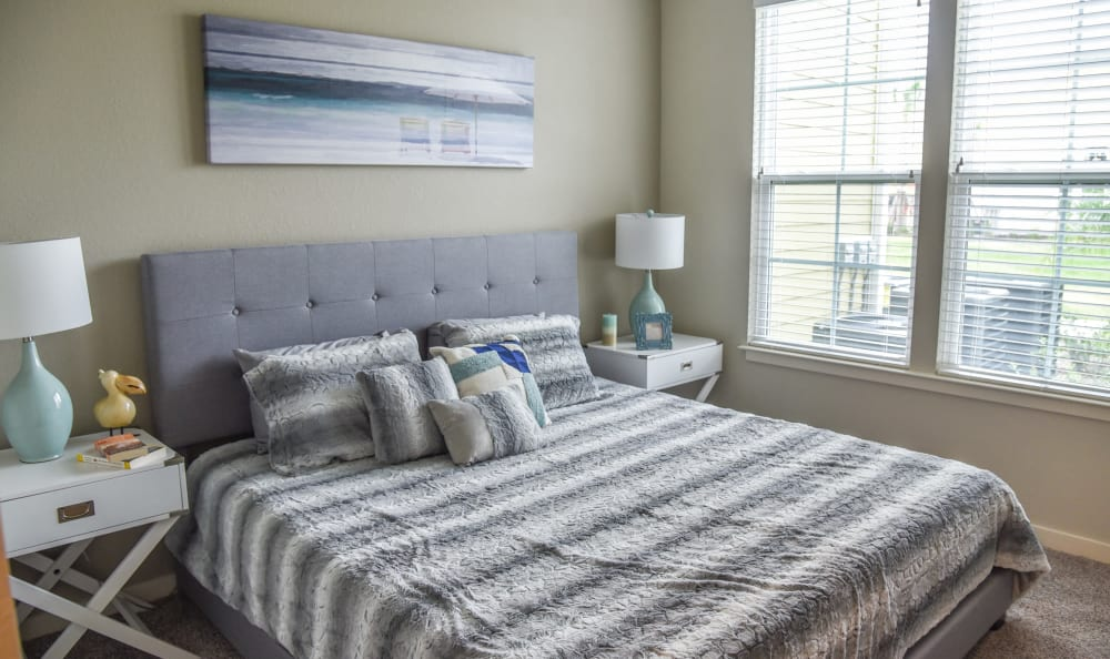 Spacious Bedrooms at Springs at Port Charlotte in Port Charlotte
