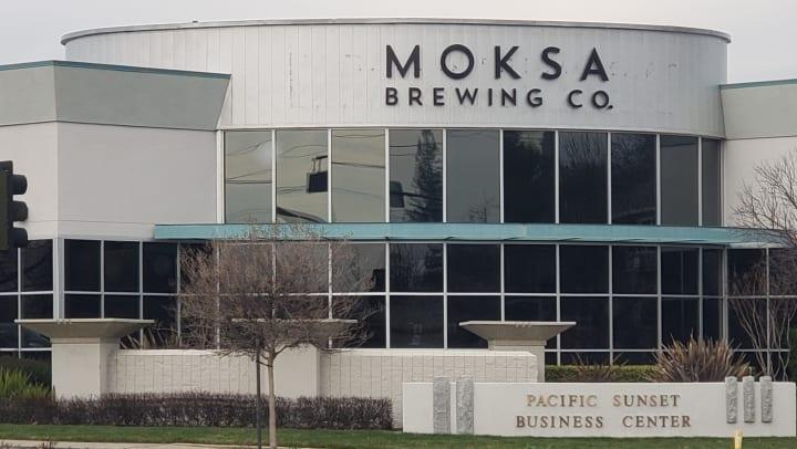 Moksa Brewing Co. Rocklin California