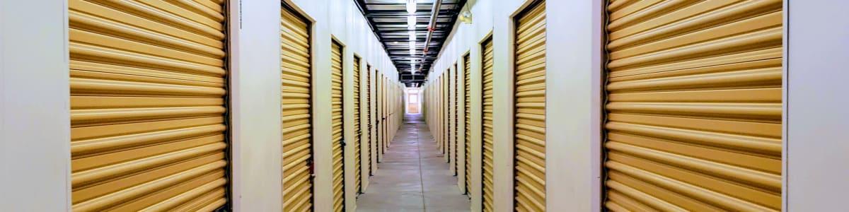 Directions to Phoenix self storage