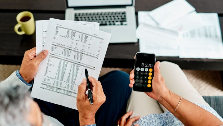 A calculator and spreadsheet to help figure out the cost of living in a retirement home.