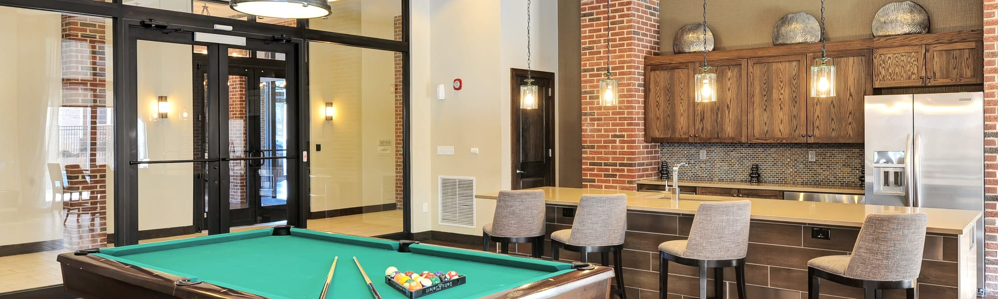 Amenities at The Mark at Brickyard Apartment Homes in Beltsville, Maryland