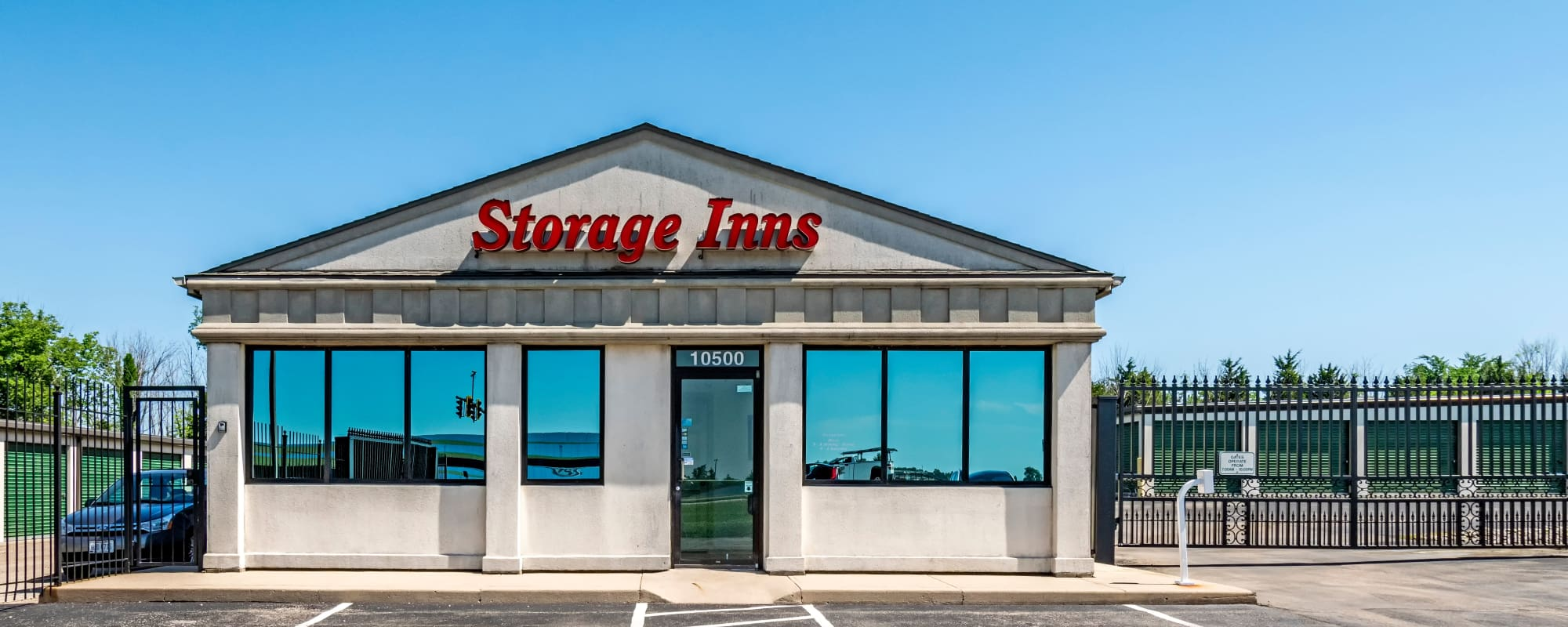 Self storage in Centerville OH