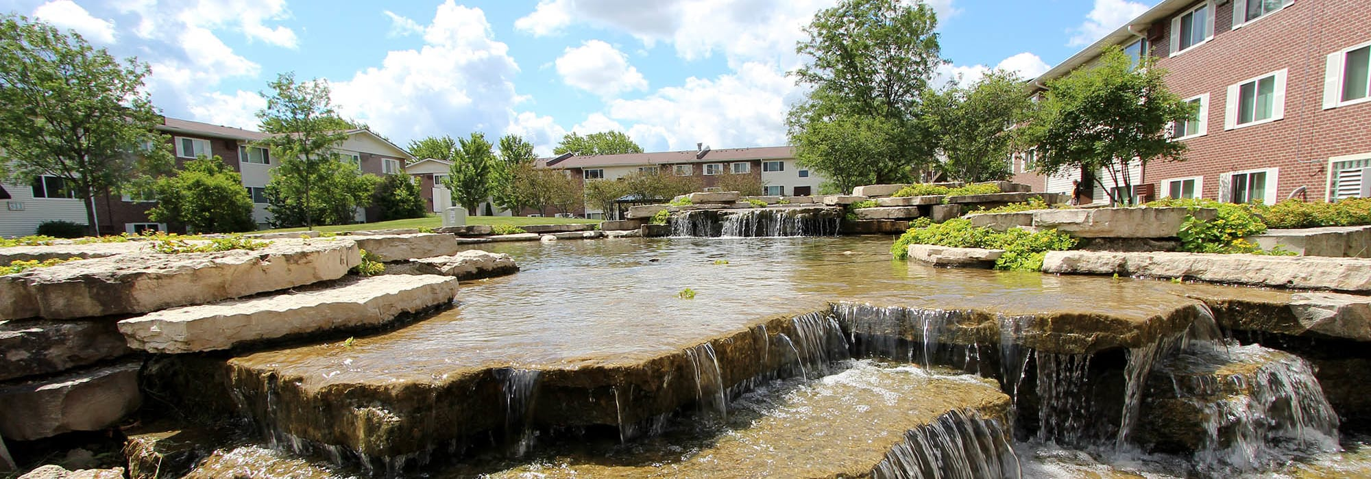 Accessibility statement at Riverstone Apartments in Bolingbrook, Illinois