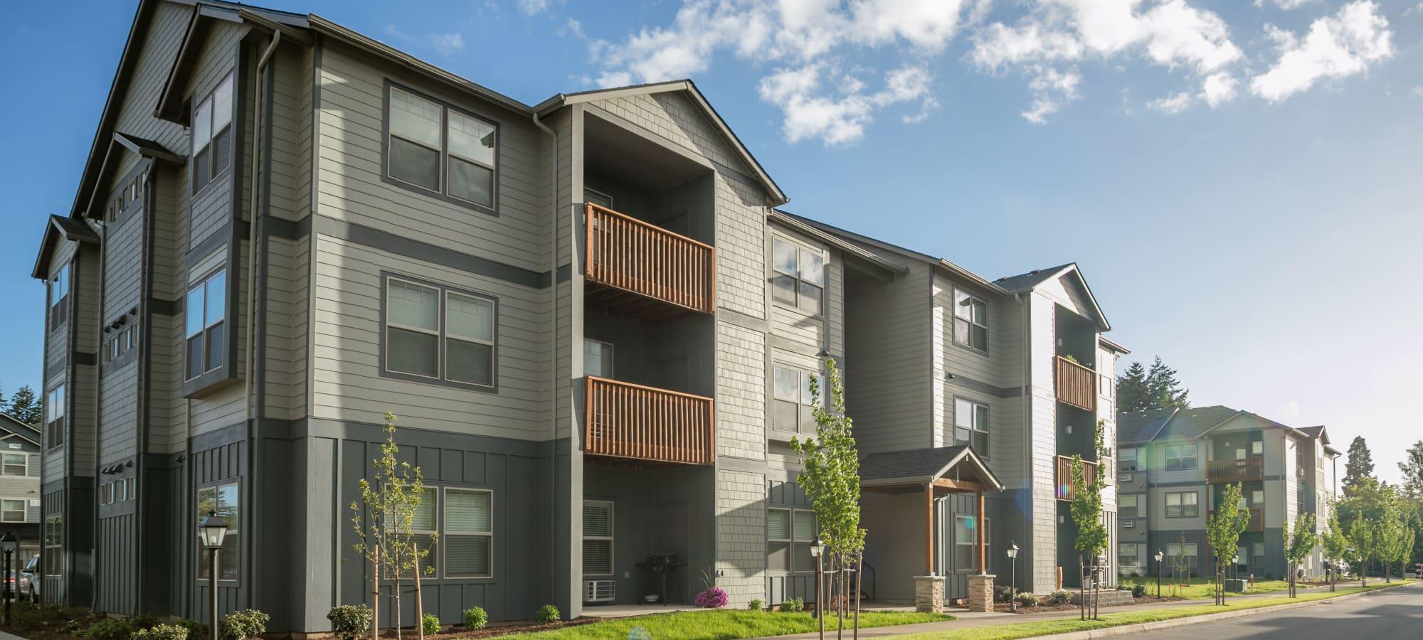 Keizer Station Apartments in Keizer, Oregon