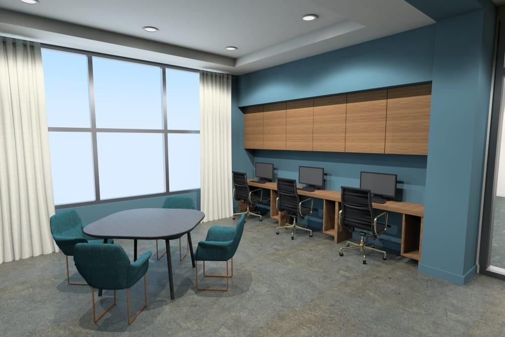 Computer Lab at Sky at Chandler Airpark