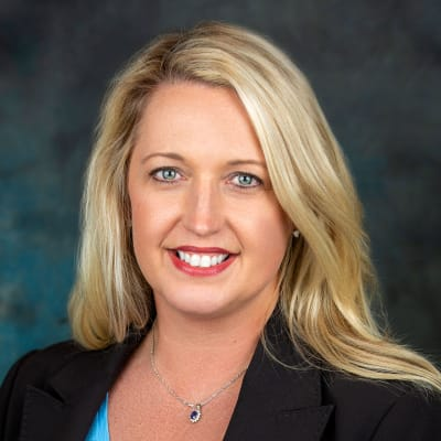Beth Anacreonte, the Vice President of Administration at Inspired Living in Tampa, Florida