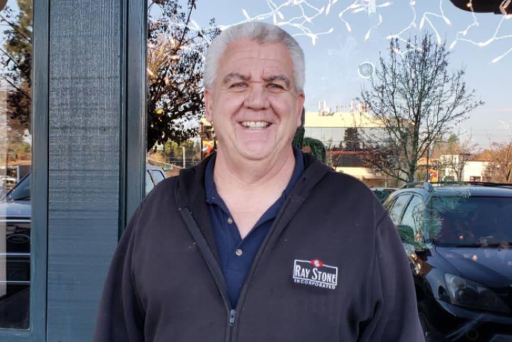 Smiling Ray Stone team member
