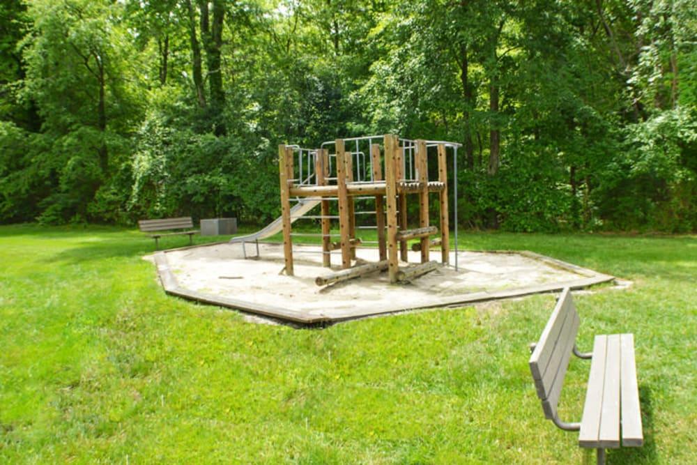 Playground at Laurel Pines Apartments in Richmond, Virginia