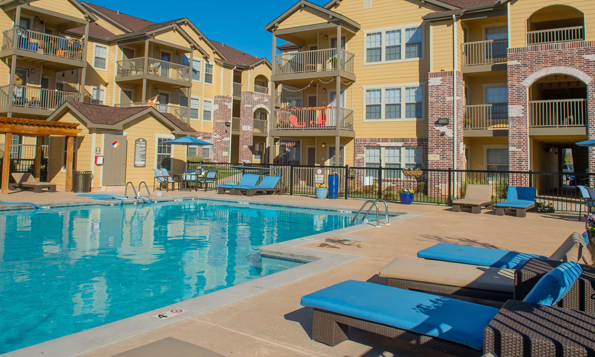 Mission Point Apartments in Moore, Oklahoma