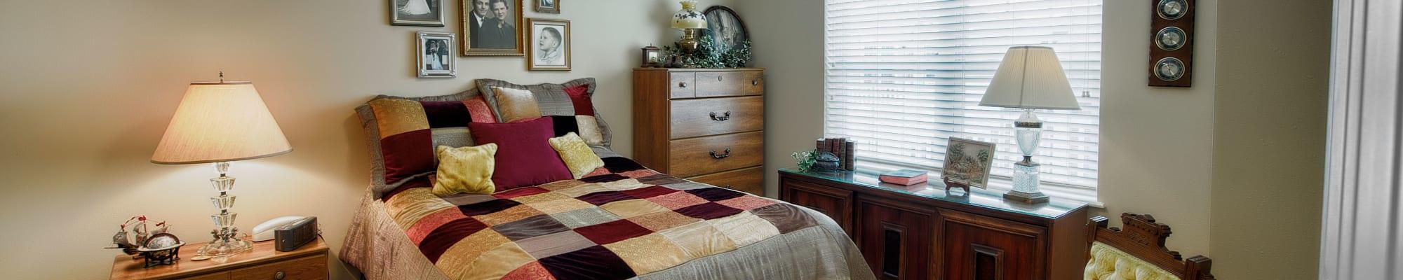 Floor Plans & Pricing at The Keystones of Cedar Rapids in Cedar Rapids, Iowa