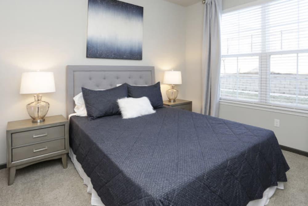 Bedroom at Springs at Sun Prairie