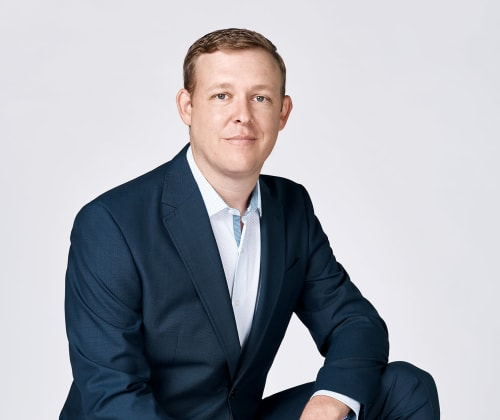 Bio photo for Jeff Evans - Investor Relations Manager at Olympus Property in Fort Worth, Texas