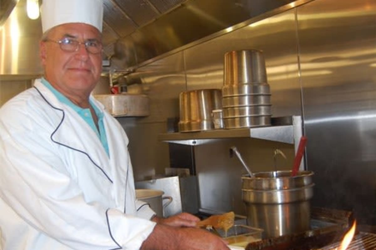 Chef Scott, Culinary Director at Keystone Place at  Buzzards Bay in Buzzards Bay, Massachusetts