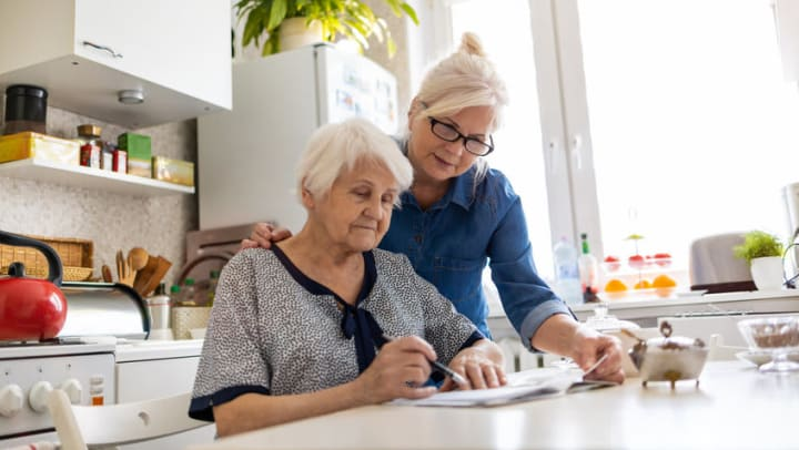 Dementia and Finances - how to gain better control