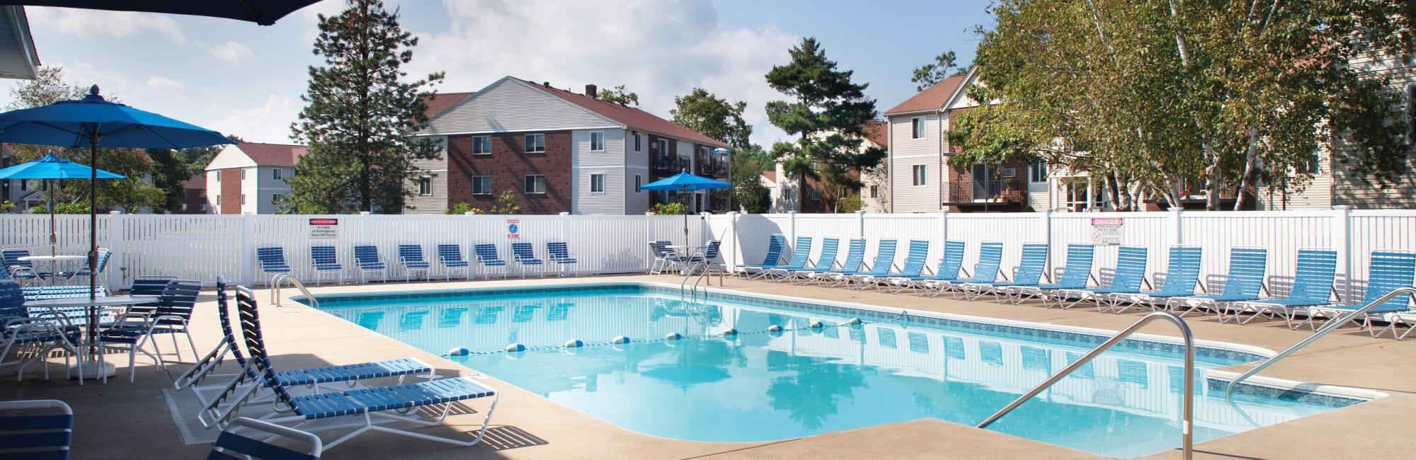 Apartments at The Village at Marshfield in Marshfield, Massachusetts