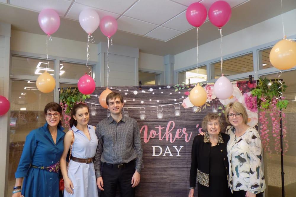 Mother's Day Brunch at Rockridge