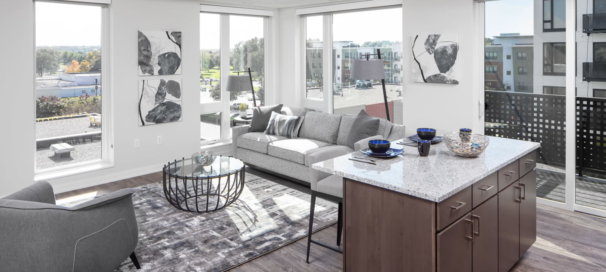 The Maven on Broadway Offers Luxury Apartments in Rochester, MN