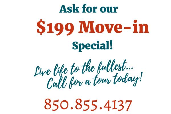 Senior living options in Fort Walton Beach, FL