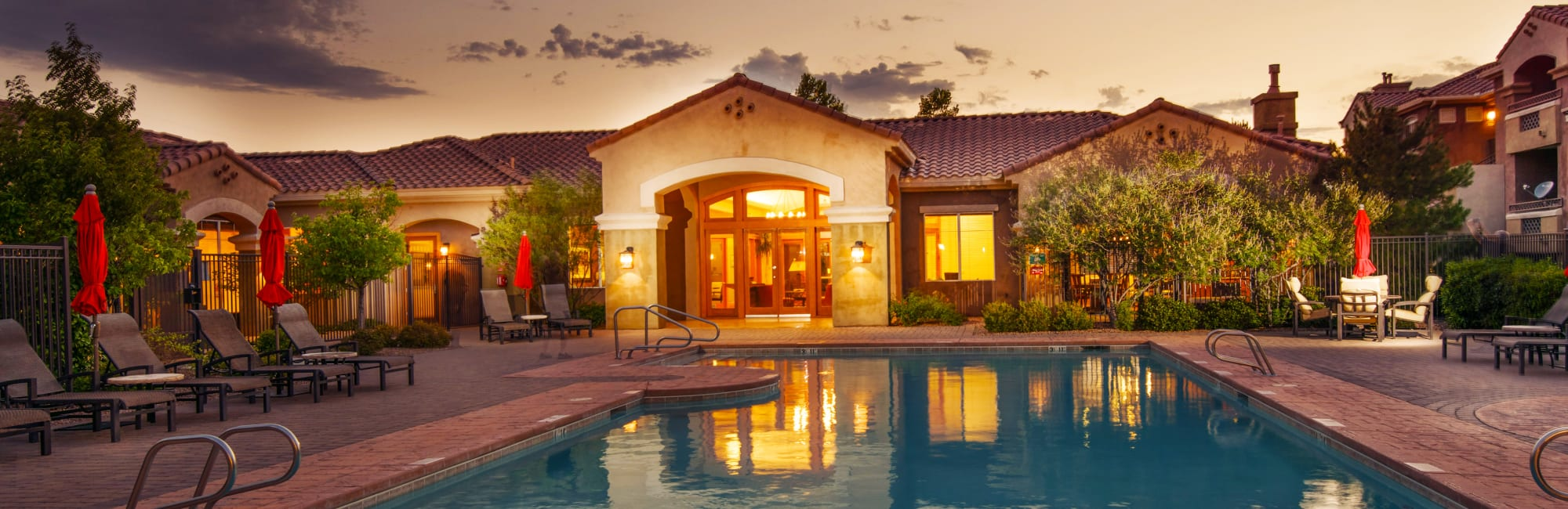 Albuquerque, New Mexico, apartments at Broadstone Towne Center