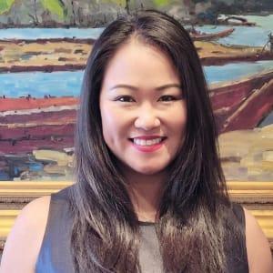 Emely Bitanga, Director of Sales & Marketing at Avenir Memory Care in Las Vegas, Nevada.
