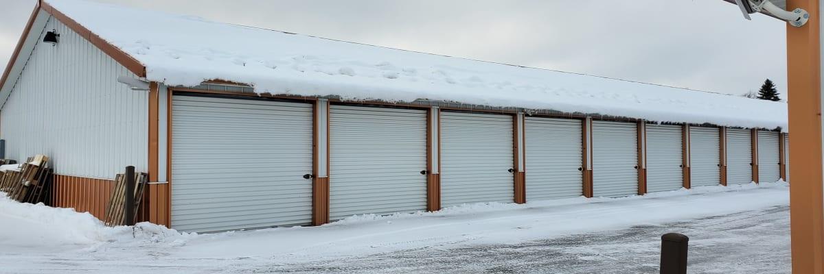 Boat and auto storage at KO Storage of Alexandria - East in Alexandria, Minnesota