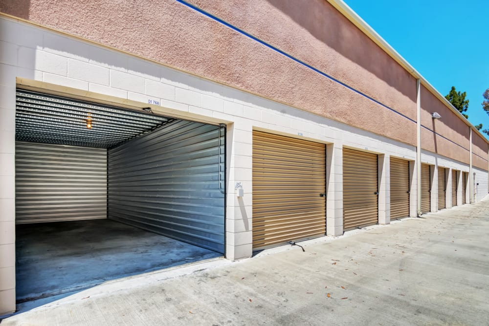 Exterior units at Smart Self Storage of Eastlake