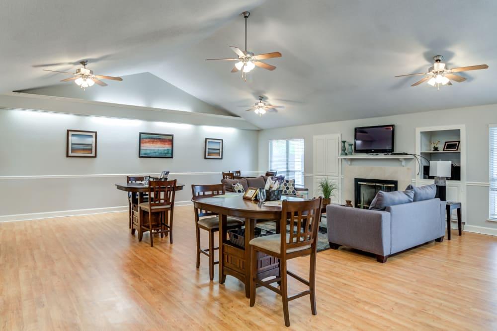 Living room at Green Wood