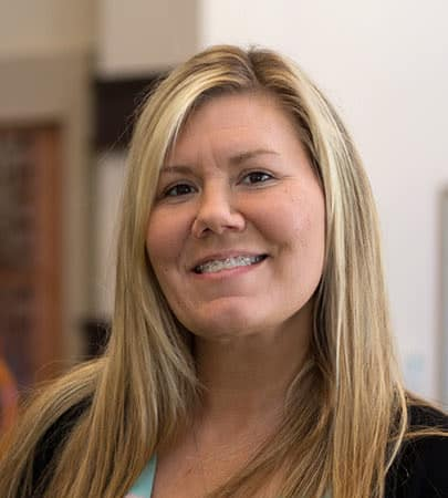 Melissa Kozey, Memory Care Director