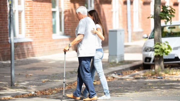 Freedom of movement important for those with dementia