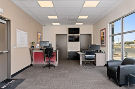 Office at StorQuest Self Storage