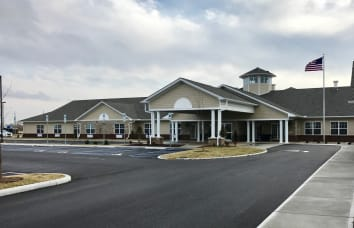 Link to The Willows at Bellevue's Valley View Healthcare Center location