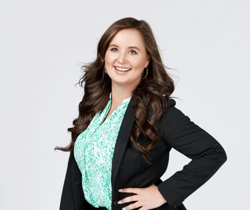 Bio photo for Katie Rose - Marketing Manager at Olympus Property in Fort Worth, Texas