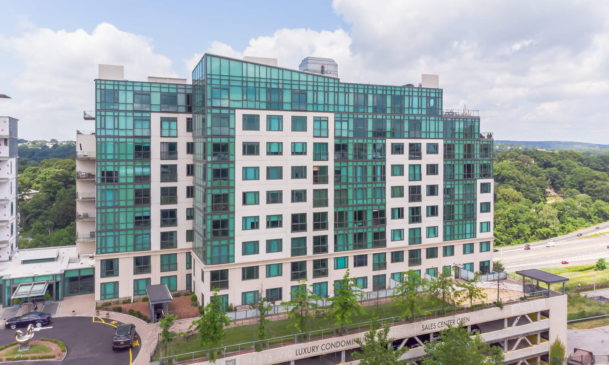 Apartments at Monarch at Ridge Hill in Yonkers, New York