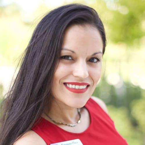 Maribel Ortiz, Life Enrichment Director of Keystone Place at Naples Preserve in Naples, Florida