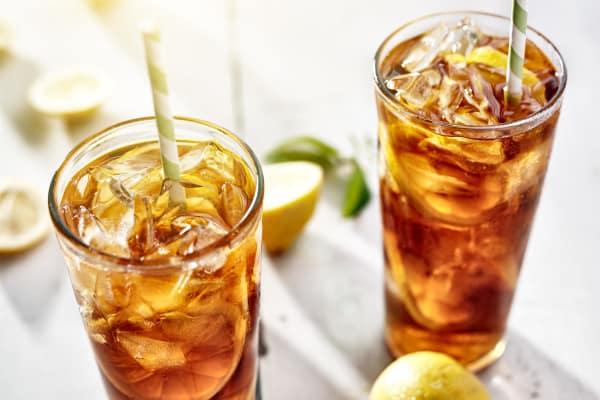 Refreshing iced tea near Berkshire Fort Mill in Fort Mill, South Carolina
