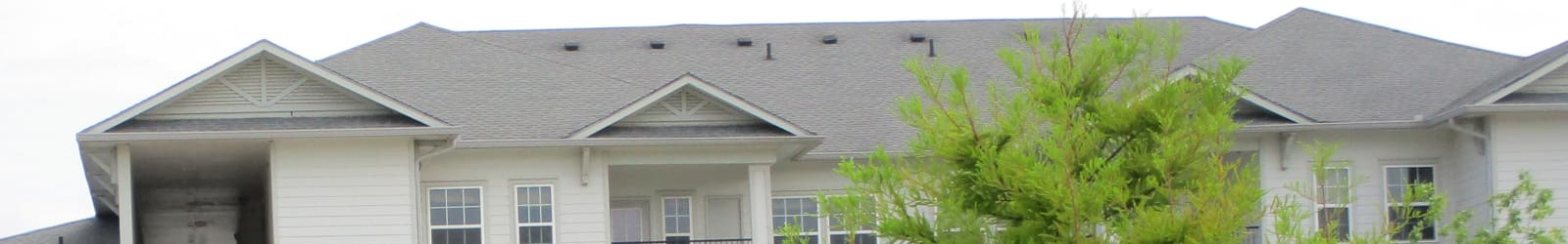 1, 2 & 3 bedrooms offered at apartments in Broussard