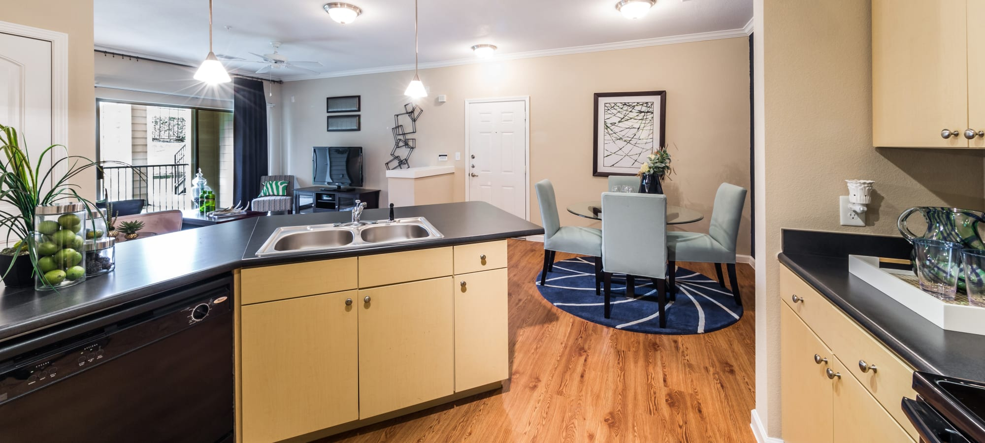 Floor plans at Marquis at Canyon Ridge in Austin, Texas