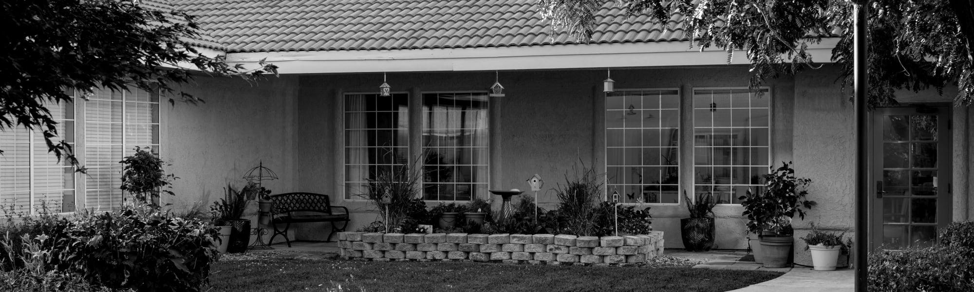 Directions to Pacifica Senior Living Fresno in Fresno, California.
