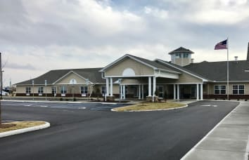 Link to The Willows at Willard's Valley View Healthcare Center location