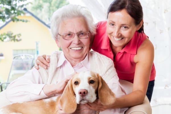 Pet friendly senior apartments in St. Petersburg FL