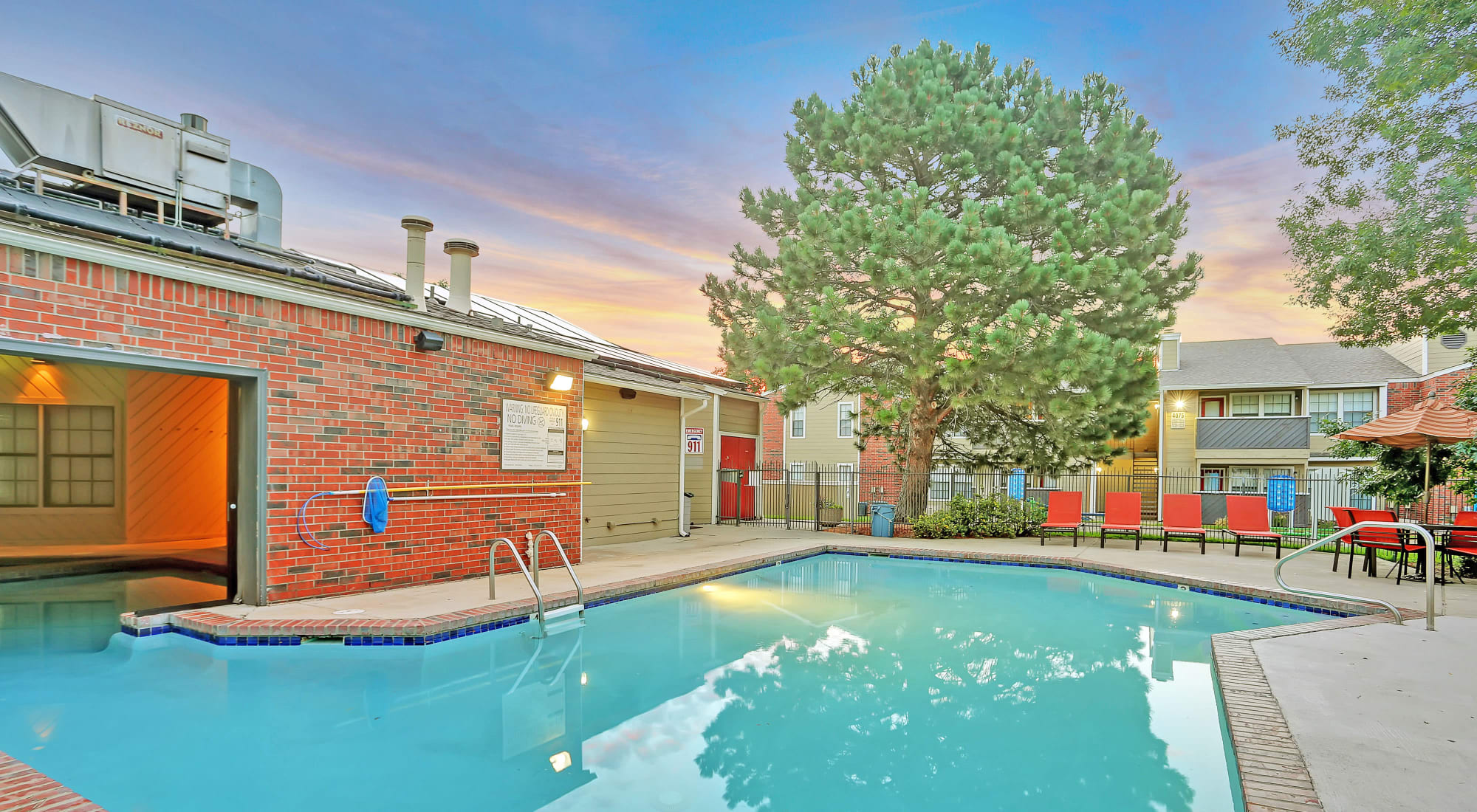 Mountain View Apartment Homes in Colorado Springs, CO