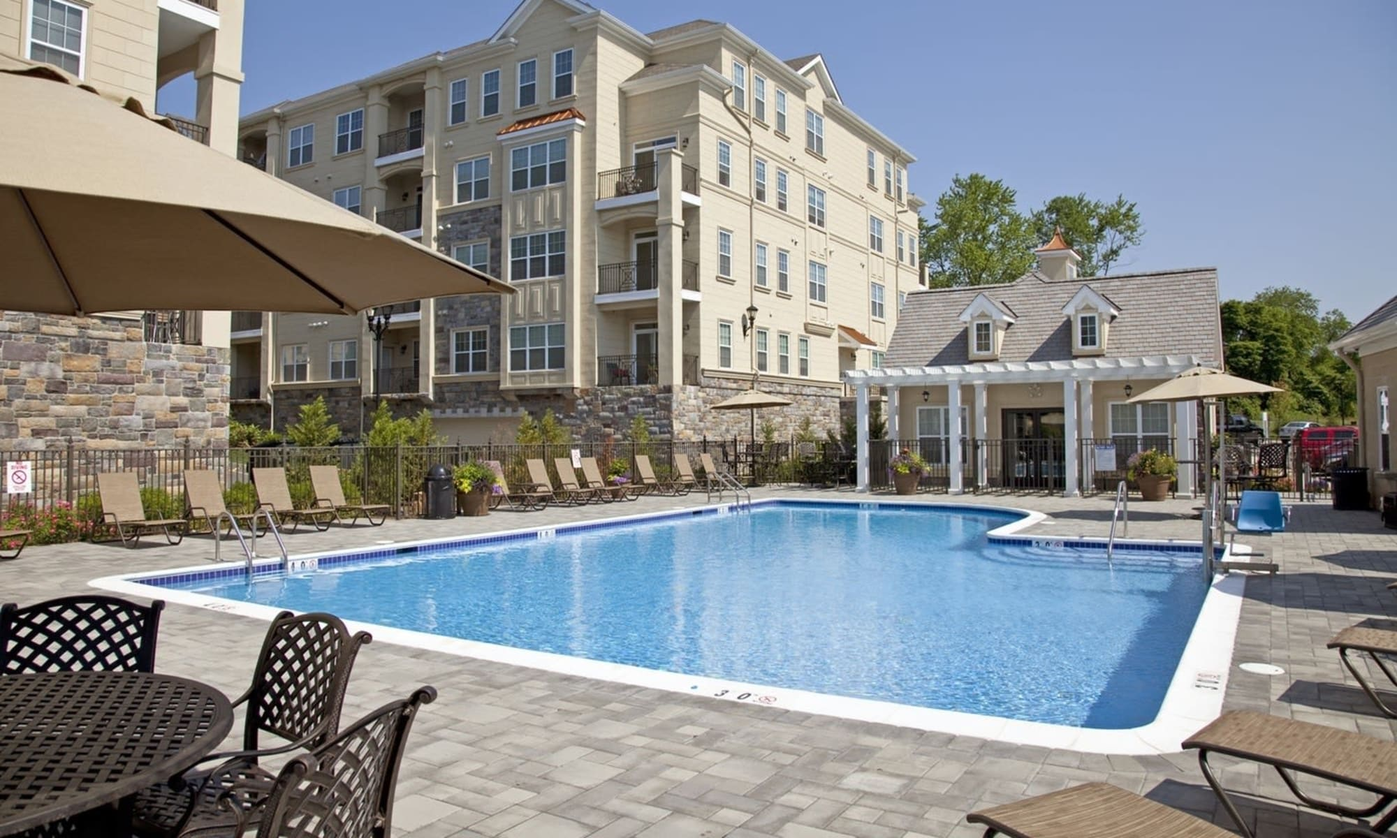 Apartments at Presidential Place Apartments in Lebanon, New Jersey