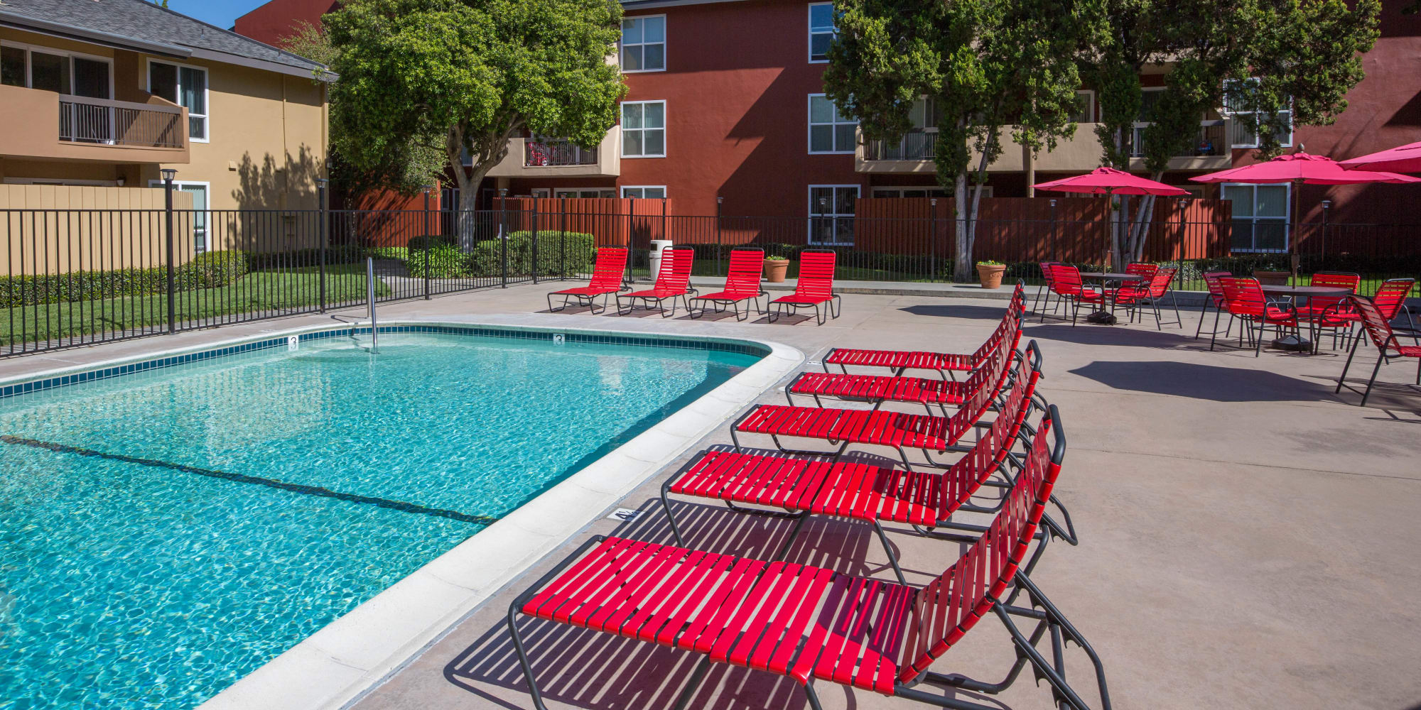 Carriage House Apartments in Fremont, California